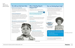 PediaSure Brochure 2